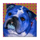 Bulldog Drink Coasters