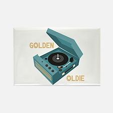 Golden Oldie Magnets
