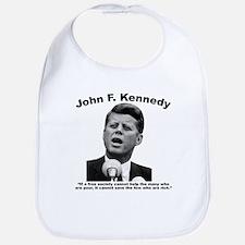 JFK Wealth Bib