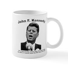 JFK Wealth Mug