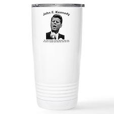 JFK Wealth Travel Mug