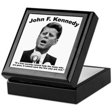 JFK Wealth Keepsake Box