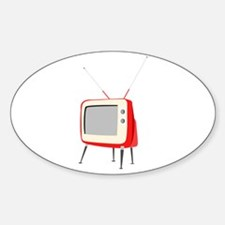 Television Decal