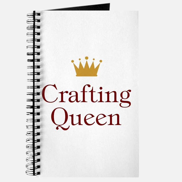 QueenCrafting.jpg Journal