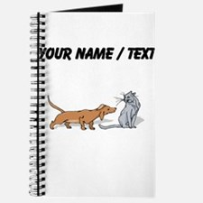 Dog And Cat (Custom) Journal