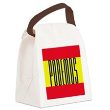PODEMOS Canvas Lunch Bag