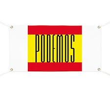 PODEMOS Banner