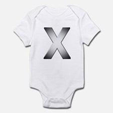 Mac OS X styled X Infant Bodysuit