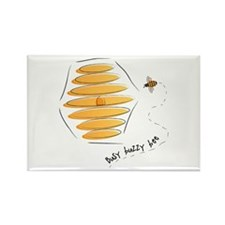 Busy Buzzy Bee Magnets