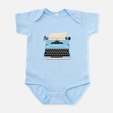 Typewriter Body Suit