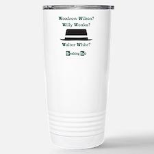 Breaking Bad Walter White Travel Mug