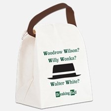 Breaking Bad Walter White Canvas Lunch Bag