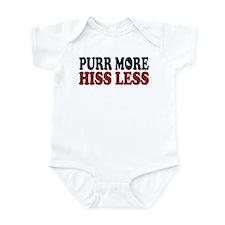 Blue Purr Infant Bodysuit
