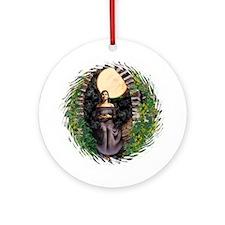 Gothic Art Ornament (Round)
