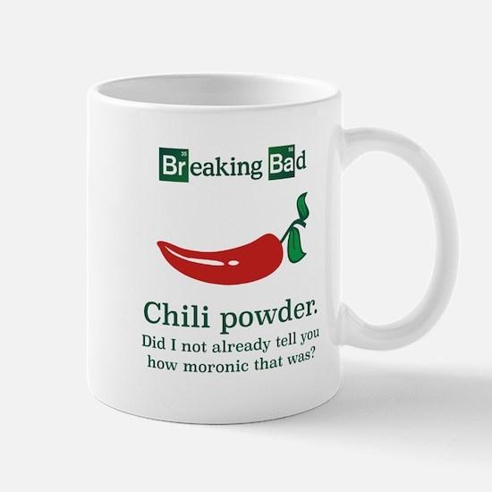 Breaking Bad Chili Powder Mugs