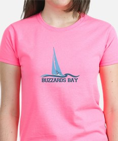 Buzzards Bay - Cape Cod. Tee