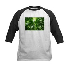 Sunlight in the Trees Baseball Jersey