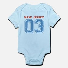 New Jersey 03 Body Suit