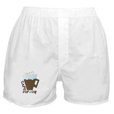 A Cup Boxer Shorts
