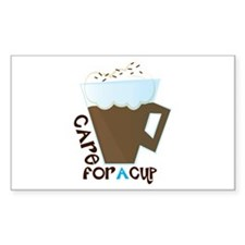 A Cup Decal