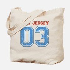 New Jersey 03 Tote Bag