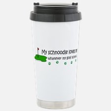 Schnoodle Travel Mug