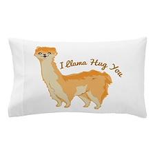 Llama Hug Pillow Case