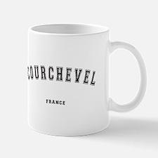 Courchevel France Mugs