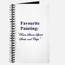 Favourite Painting Journal