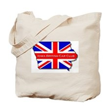 Iowa British Tote Bag