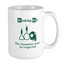 Breaking Bad Chemistry Mugs