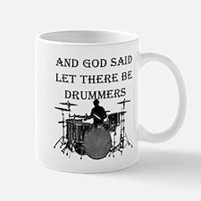 Drummers God Made Mug