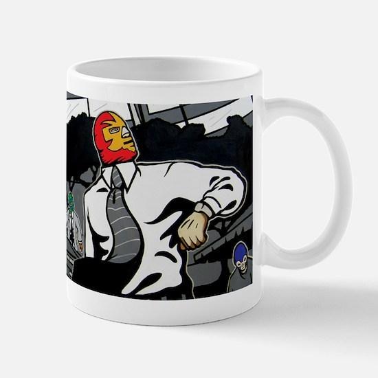 Otro Dia En La Officina Mugs