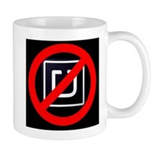 No Uber Mug