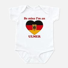 Ulmer, Valentine's Day Infant Bodysuit