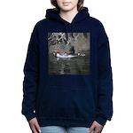 Baby Ducklings Women's Hooded Sweatshirt