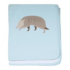 Armadillo_Base baby blanket