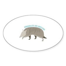 Armadillo_Armadillos_Are_Awesome Decal