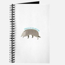 Armadillo_Armadillos_Are_Awesome Journal