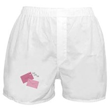 Sent With Love Boxer Shorts