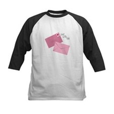 Sent With Love Baseball Jersey