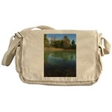 Walden pond Messenger Bag