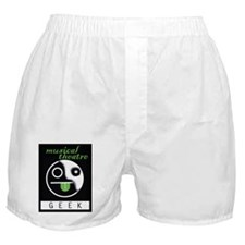 Musical Theatre GEEK Boxer Shorts