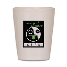 Musical Theatre GEEK Shot Glass