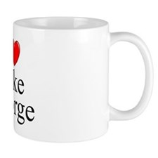 """I Love Lake George"" Mug"