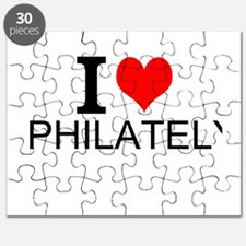 I Love Philately Puzzle
