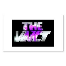 The Vault Rectangle Decal