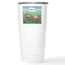 Cute Snail Travel Mug