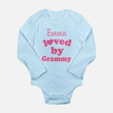 Personalized Grandchild gift from Grammy Body Suit