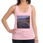 Shelter Cove Beach Racerback Tank Top